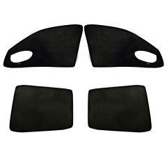 آفتاب گیر شیشه خودرو پاسیکو مدل P522 مناسب برای سمند و سورن بسته 4 عددی