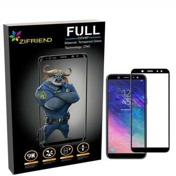 محافظ صفحه نمایش زیفرند مدل X10 مناسب برای گوشی موبایل سامسونگ  Galaxy J4 Plus thumb