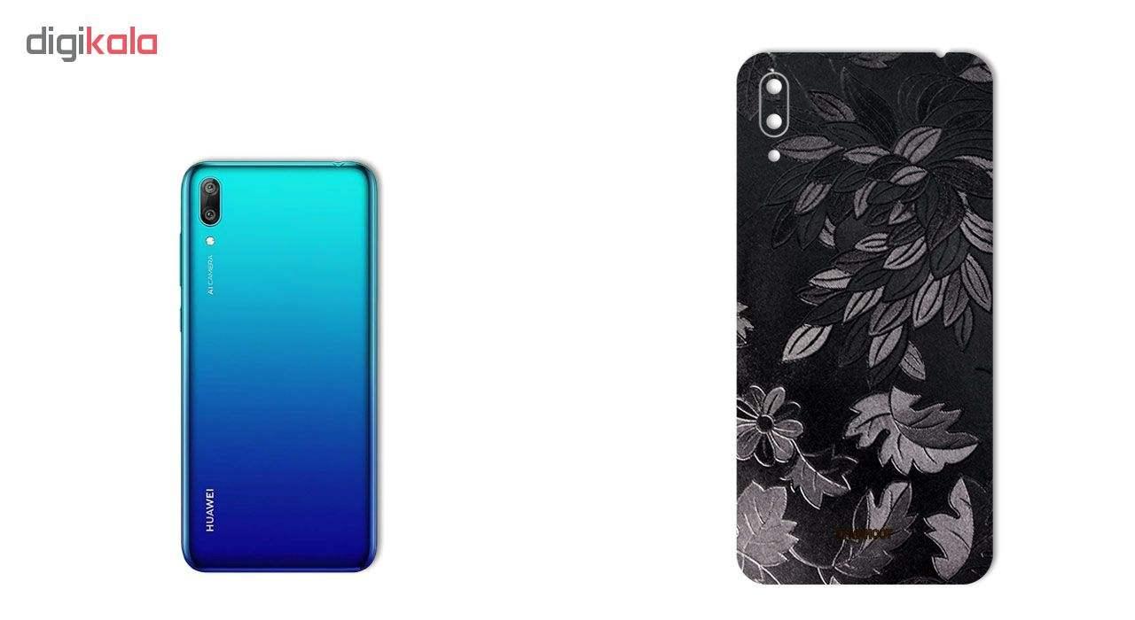 برچسب پوششی ماهوت طرح Wild-Flower مناسب  برای گوشی موبایل هوآوی Y7 Pro 2019 main 1 1