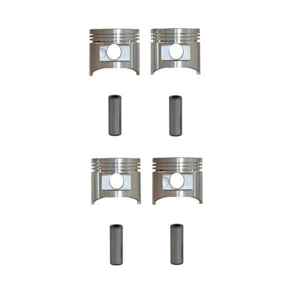 پیستون عظام مدل S50 مناسب برای پراید بسته 4 عددی