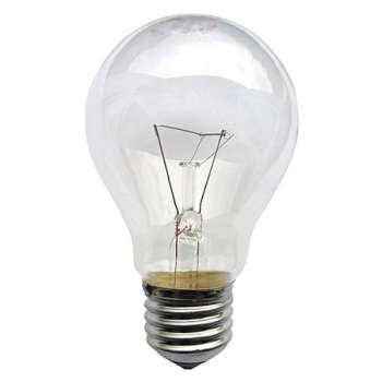 لامپ رشته ای 60 وات افروغ مدل AR60 پایه E27