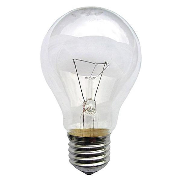 لامپ رشته ای 100 وات افروغ مدل AR100 پایه E27