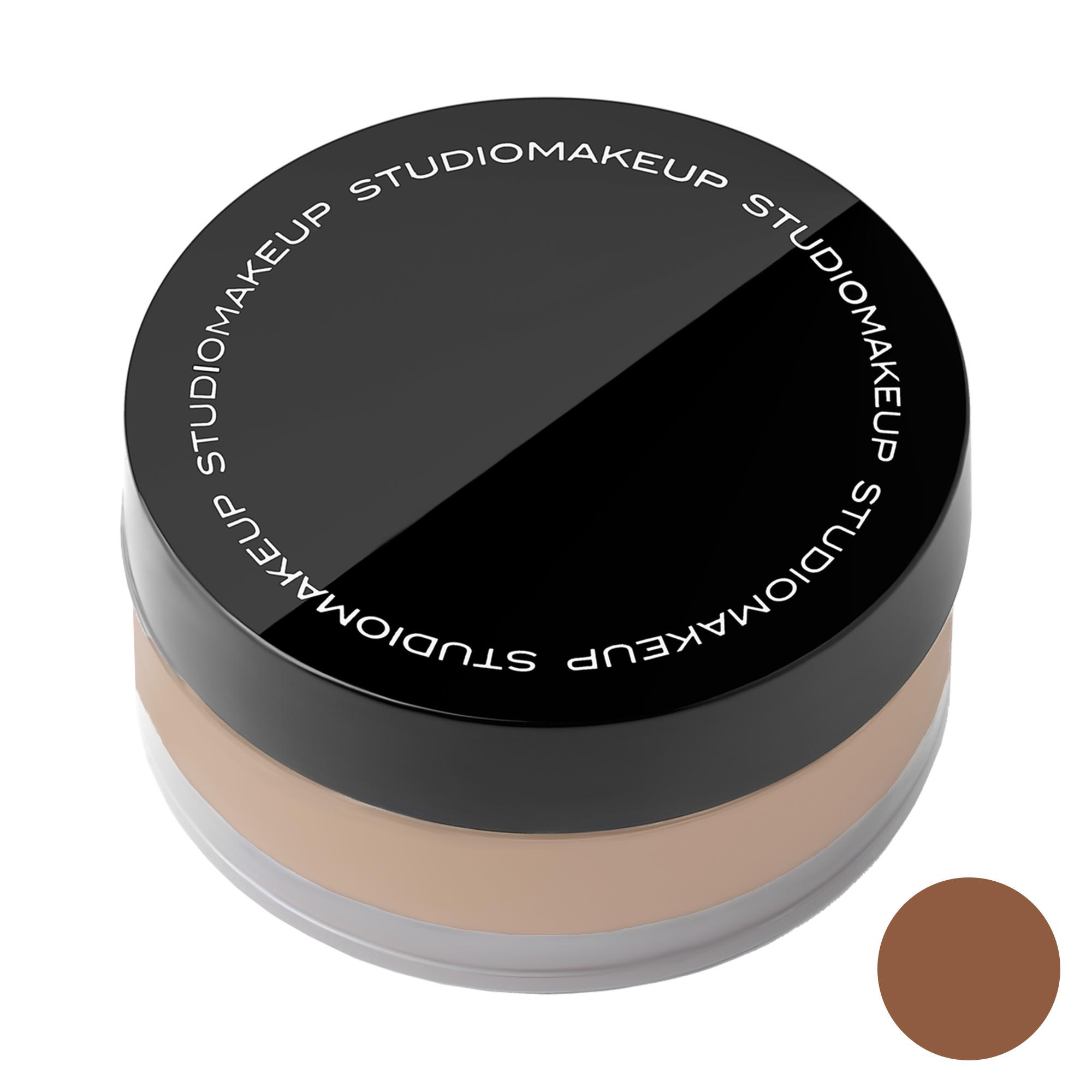 پودر تثبیت کننده آرایش استودیو میکاپ مدل Soft Focus شماره 04