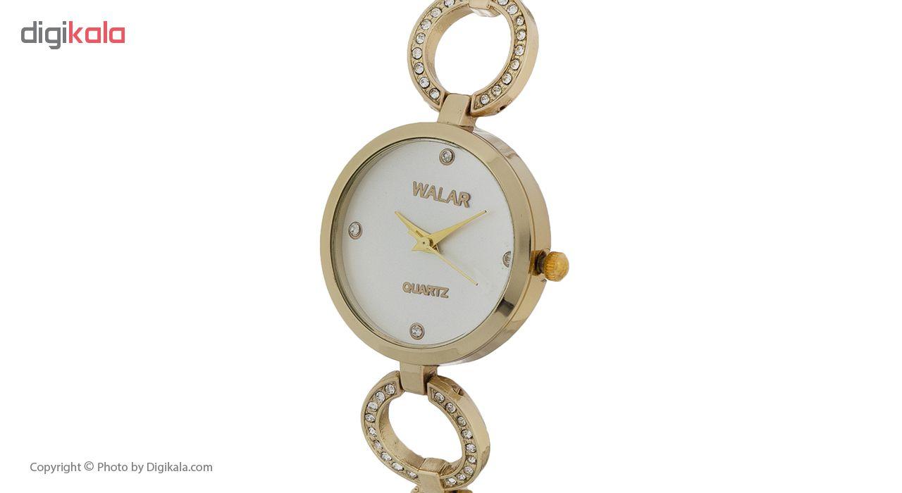 ساعت مچی عقربه ای زنانه والار مدل K7586