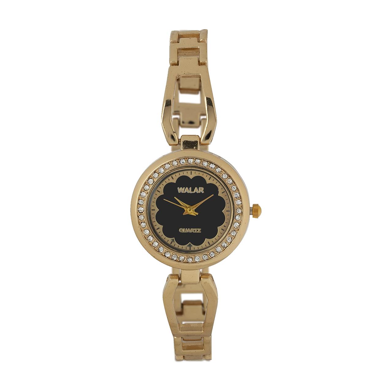 ساعت مچی عقربه ای زنانه والار مدل TR5864 31