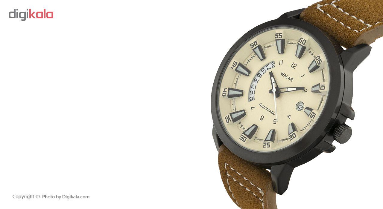 خرید ساعت مچی عقربه ای مردانه والار مدل PO44