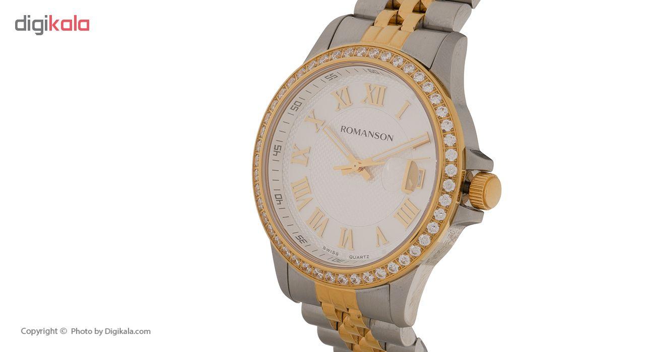 خرید ساعت مچی عقربه ای مردانه رومانسون مدل TM0361QM0361