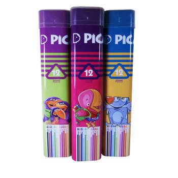 مداد رنگی 12 رنگ پیکاسو مدل 313120422