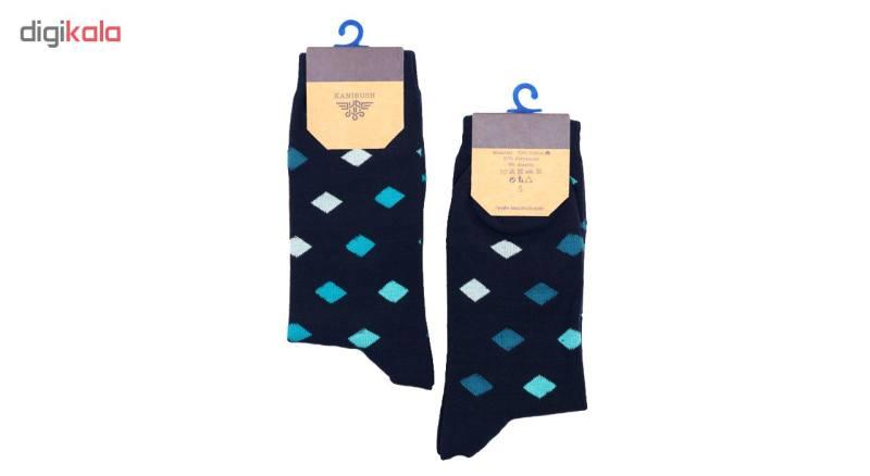 جوراب مردانه کانی راش کد S