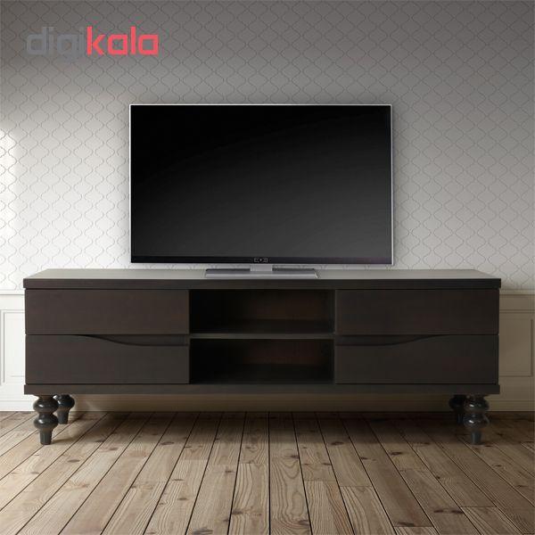میز تلویزیون صنعت چوب کیان مدل پرنس کد 6206