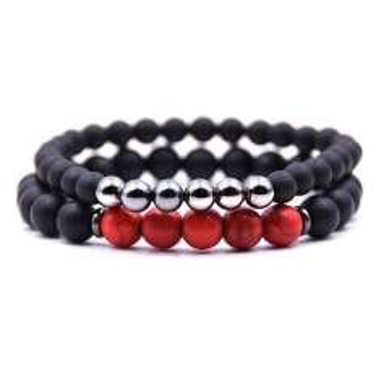 دستبند زنانه چرم ذاریات مدل KOKOSHEL کد 130 سایز L