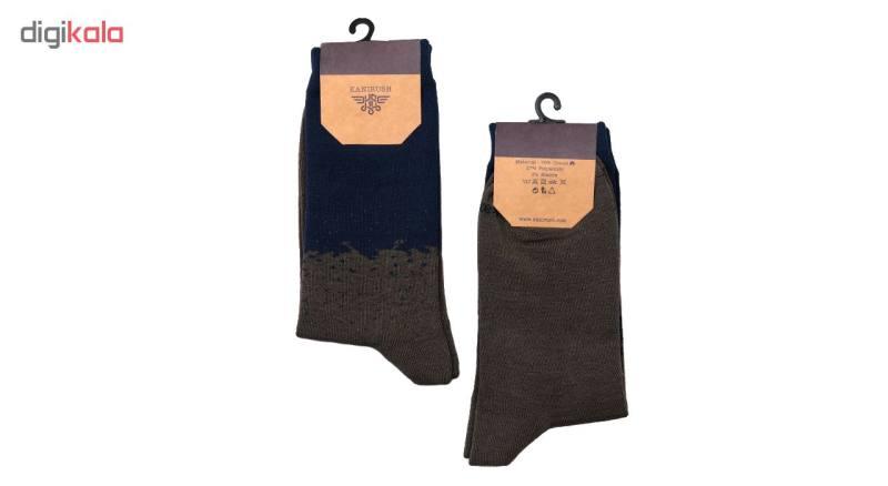 جوراب مردانه کانی راش کد AA