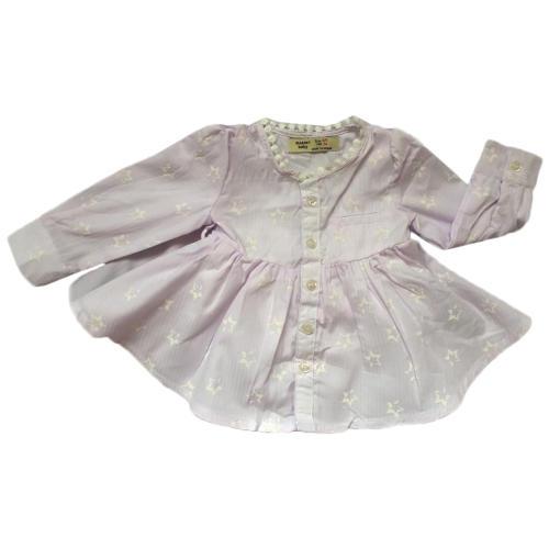 پیراهن نوزادی دخترانه سی اند اسکای بیبی طرح فرشته