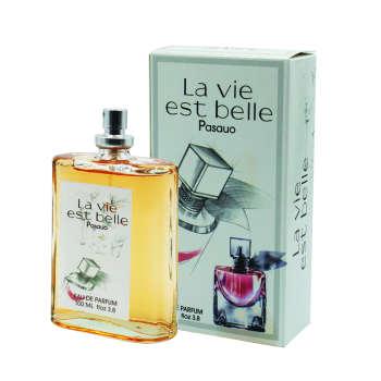 ادو تویلت زنانه پاسائو مدل La Vie Est Belle حجم 100 میلی لیتر