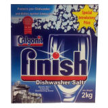 نمک ماشین ظرفشویی فینیش مدل Calgonit وزن 2 کیلوگرم