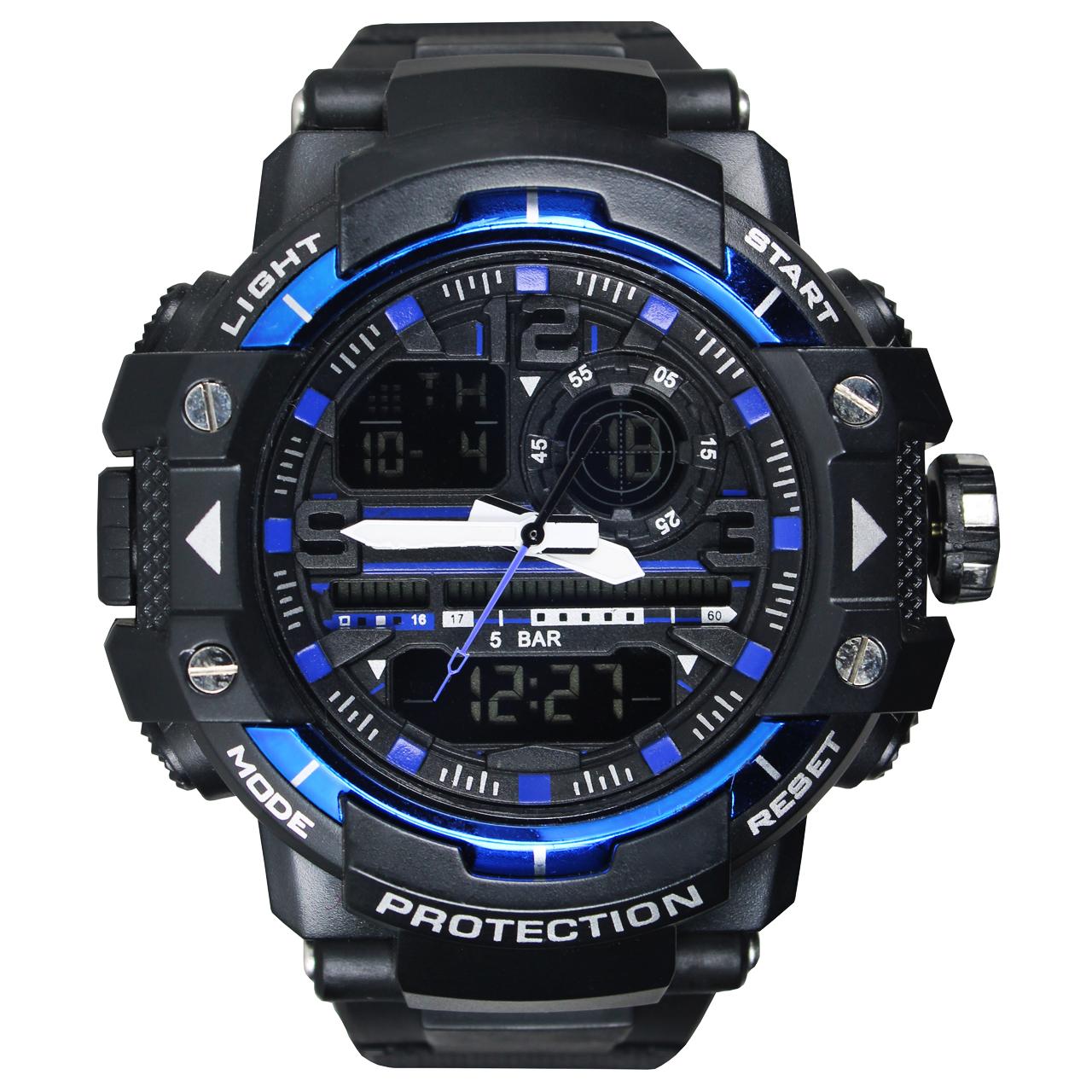 ساعت مچی عقربه ای مردانه مدل P5-15
