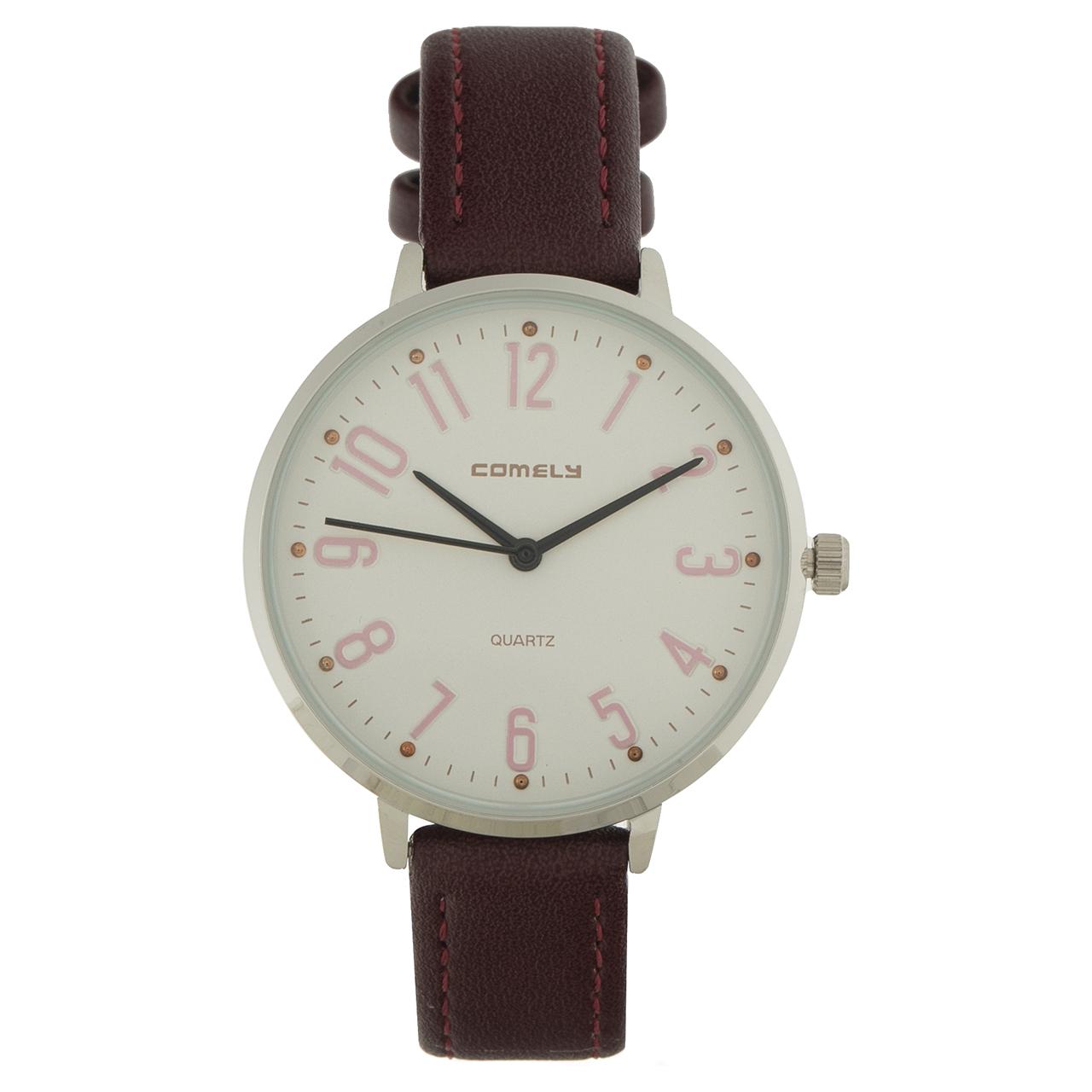 ساعت مچی عقربه ای زنانه کاملی مدل C6036-12 2