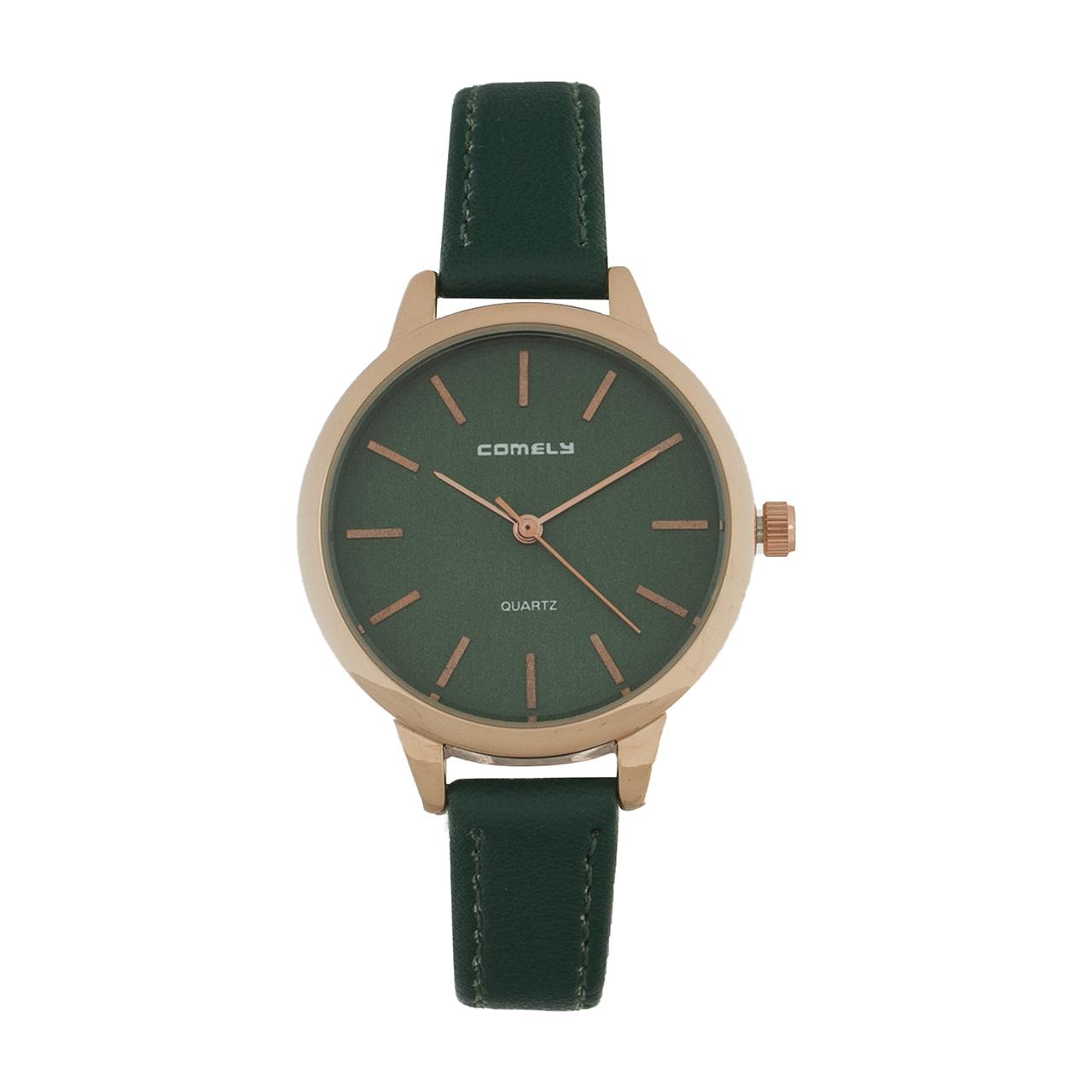 ساعت مچی عقربه ای زنانه کاملی مدل GC6043 43