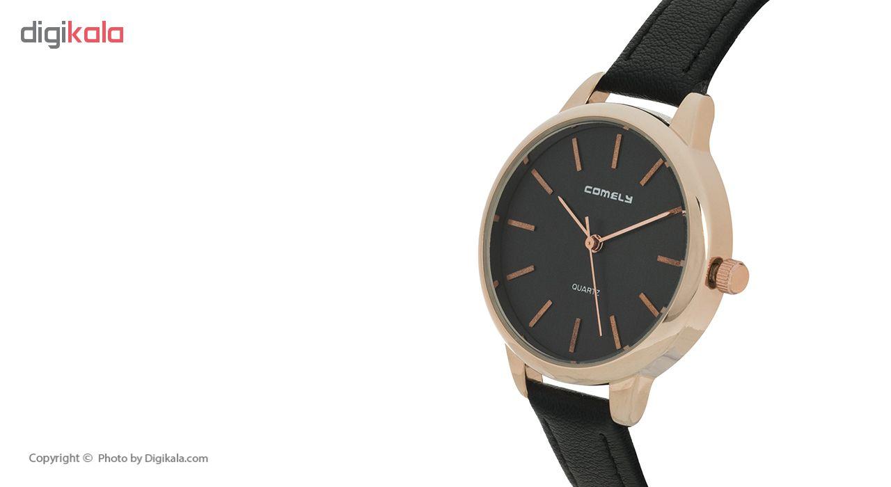 ساعت مچی عقربه ای زنانه کاملی مدل BC6043