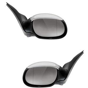 آینه جانبی دستی کاوج مدل RADFAR206 مناسب برای پژو 206 بسته 2عددی