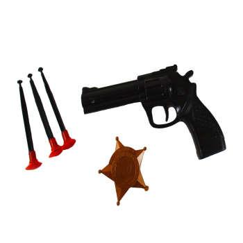 تفنگ اسباب بازی مدل 001