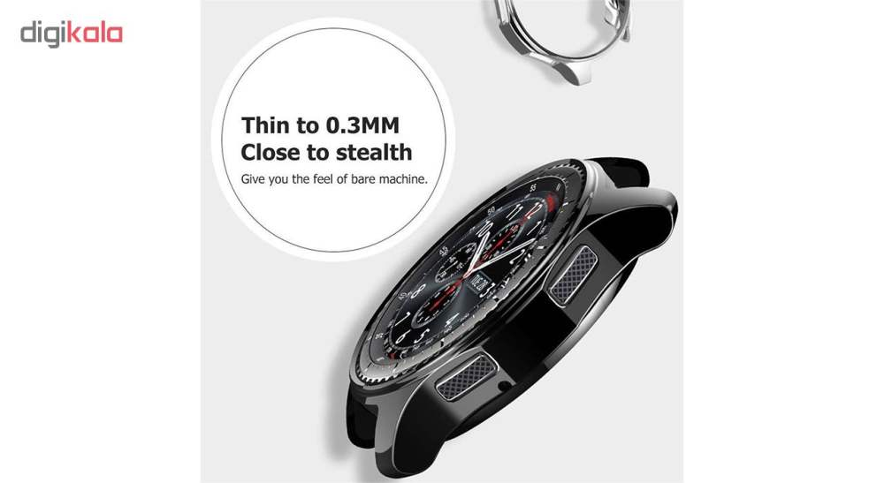 کاور مدل T-G463 مناسب برای ساعت هوشمند سامسونگ Gear S3 Frontier / Galaxy Watch 46mm main 1 10