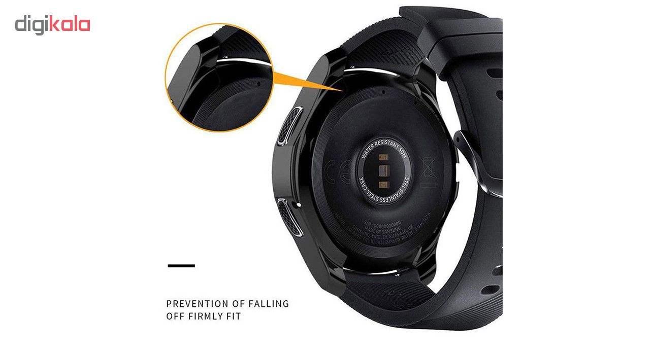 کاور مدل T-G463 مناسب برای ساعت هوشمند سامسونگ Gear S3 Frontier / Galaxy Watch 46mm main 1 12