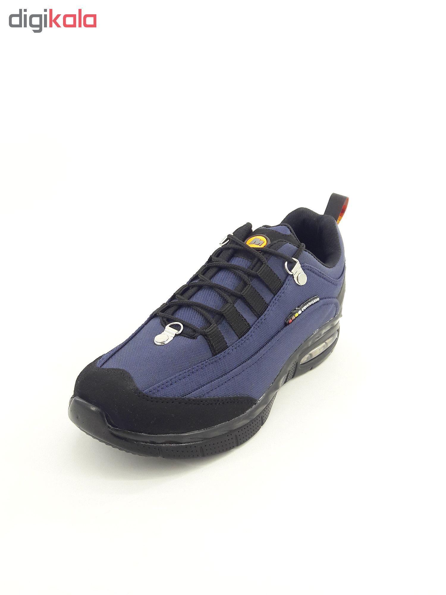 کفش راحتی مردانه کانتینیوم مدل Nvy001