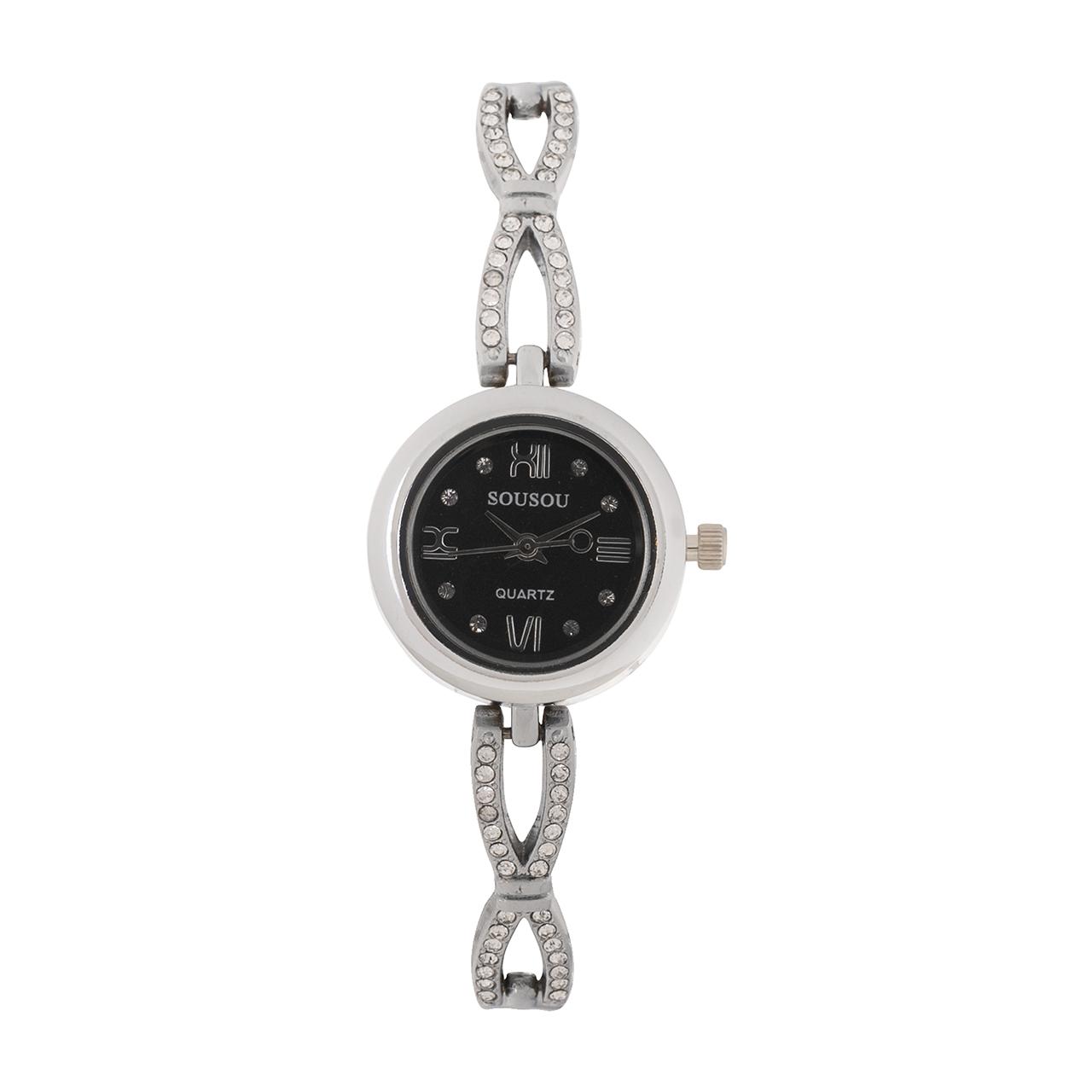 ساعت مچی عقربه ای زنانه سوسو مدل R01