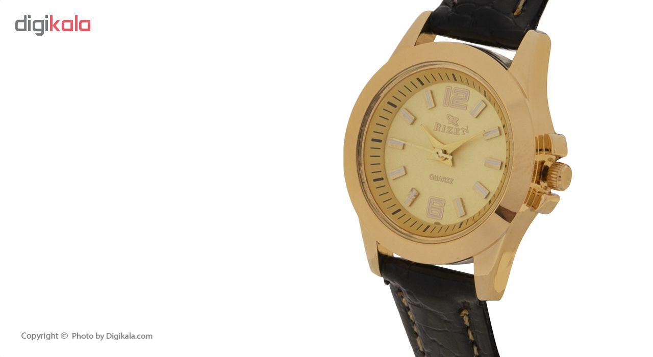 ساعت زنانه برند رایزن مدل RZ-2721-37