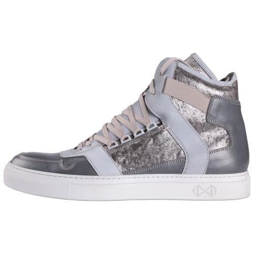 کفش مردانه راکسلین مدل The Stone Cube Steel Grey