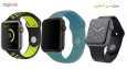 ساعت هوشمند مدل  iWO-s  همراه دو بند اضافه نایک و محافظ صفحه نمایش و بگ شیدتگ thumb 10