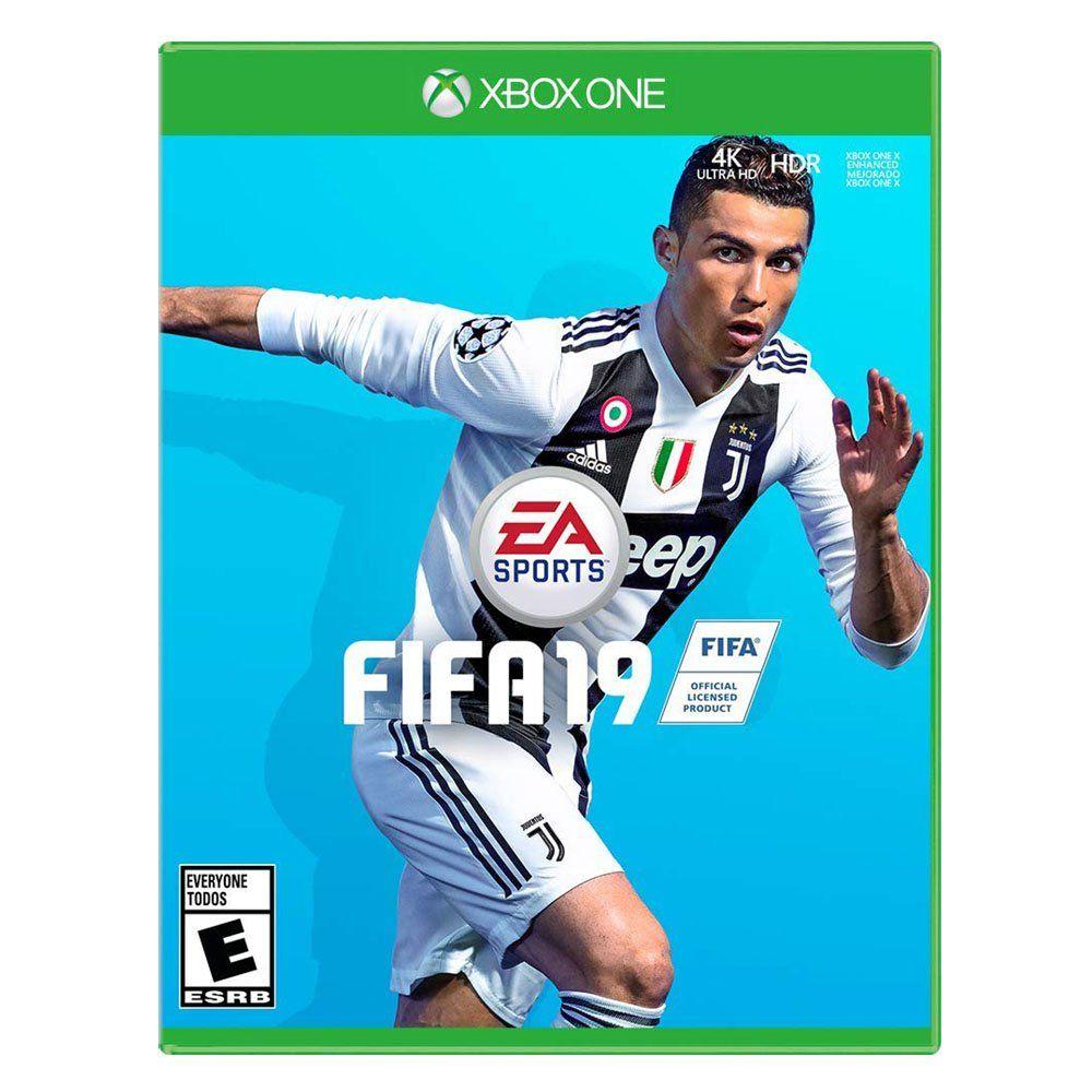 بازی Fifa 19 مخصوص Xbox 1