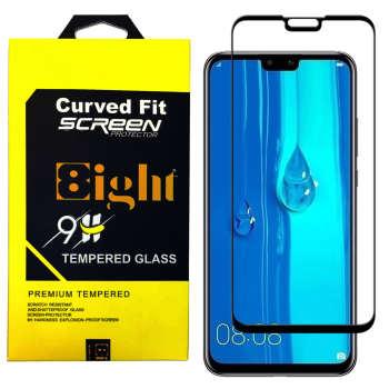 محافظ صفحه نمایش ایت مدل Full Cover مناسب برای گوشی موبایل هوآوی Y9 2019