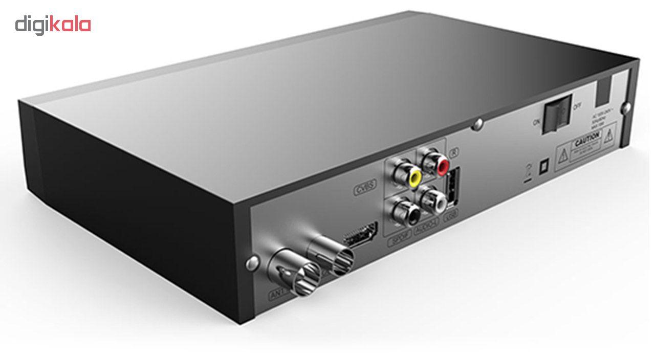 گیرنده دیجیتال پروویژن مدل 247 گلد