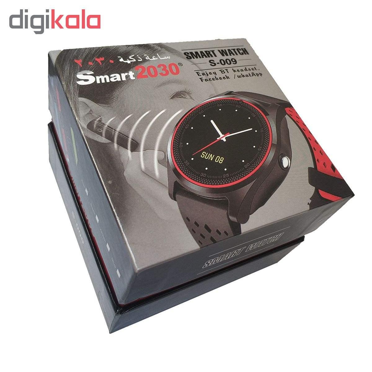 ساعت هوشمند اسمارت 2030 مدل S-009 main 1 4