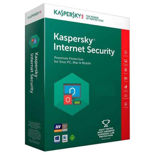 آنتی ویروس کسپرسکی لب اینترنت سکیوریتی  2019 دو کاربره 1 ساله