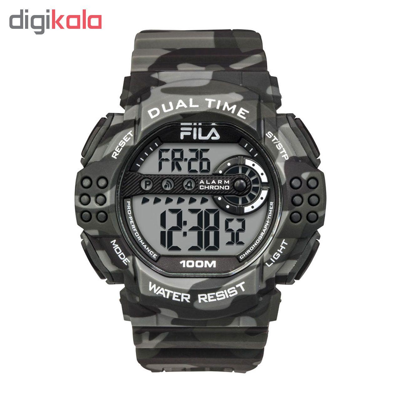 خرید ساعت مچی عقربه ای مردانه ی فیلا مدل 38-171-002