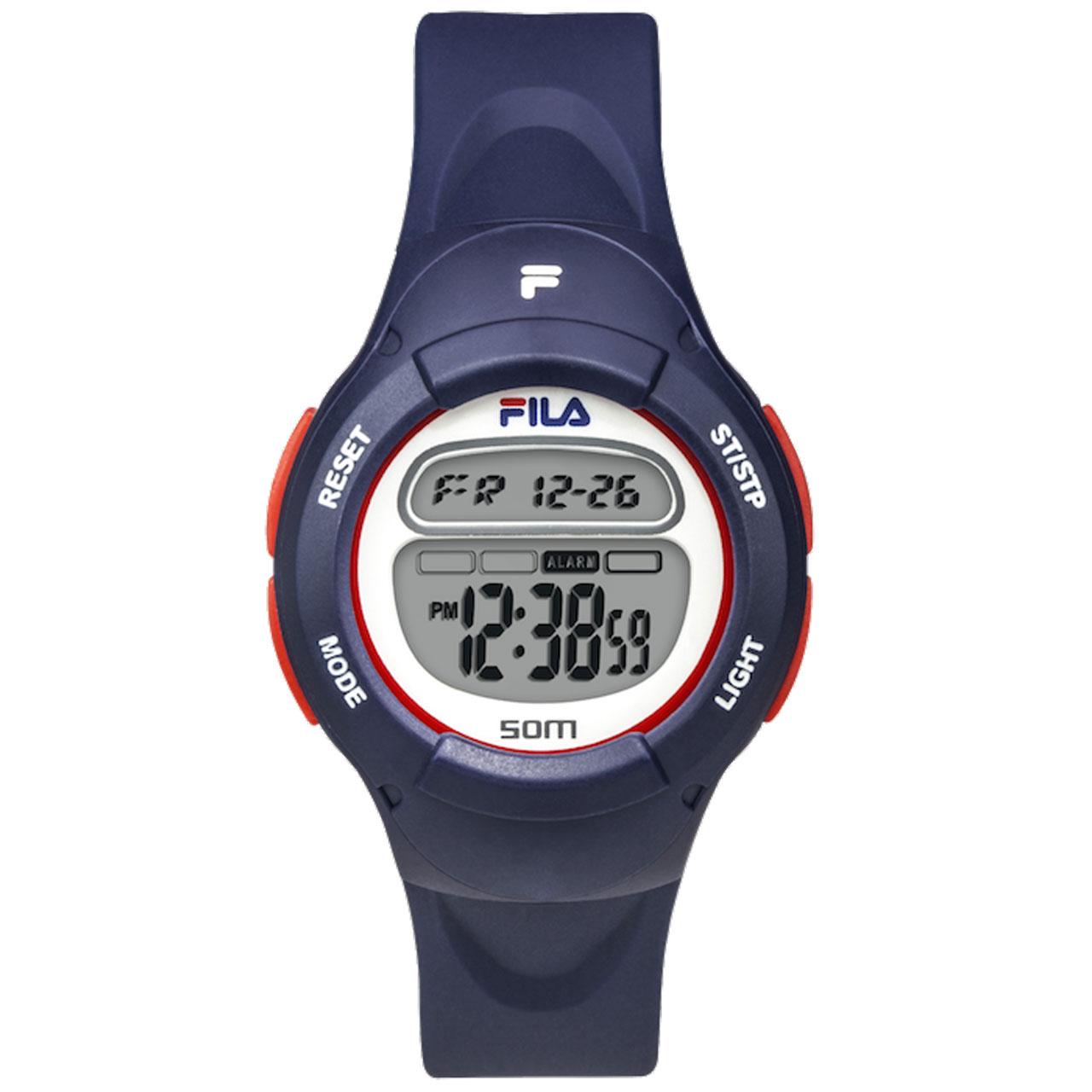 ساعت مچی عقربه ای زنانه فیلا مدل 38-213-001 6
