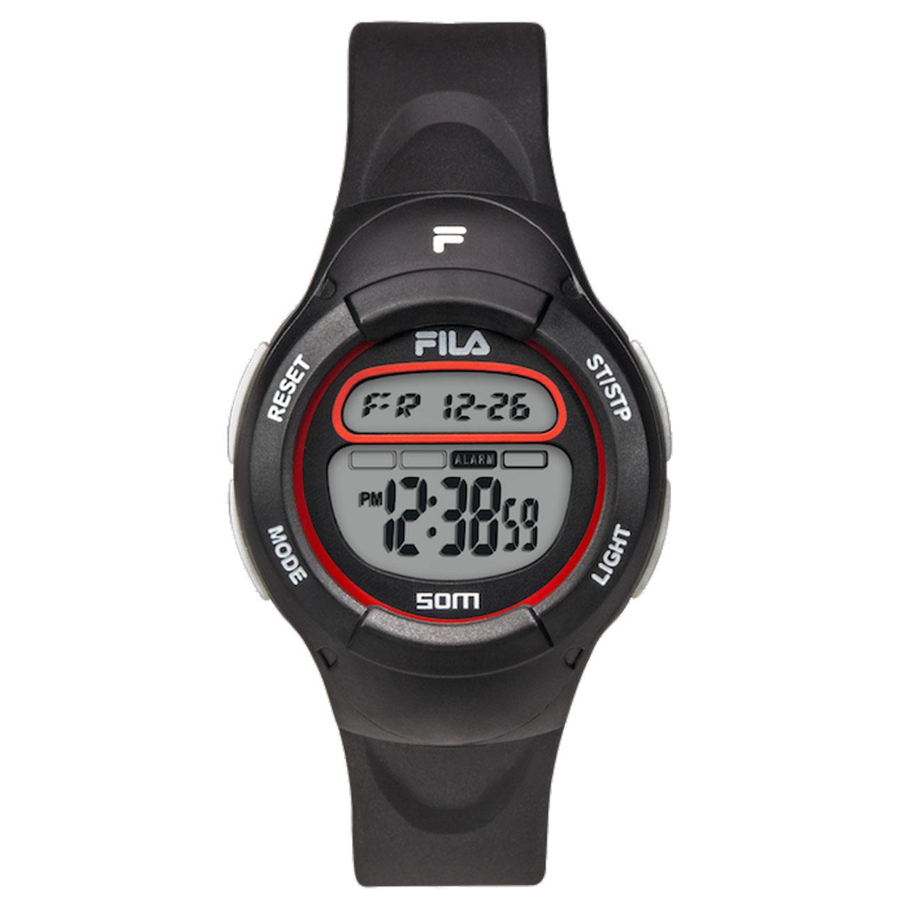 ساعت مچی دیجیتال زنانه فیلا مدل 38-213-002