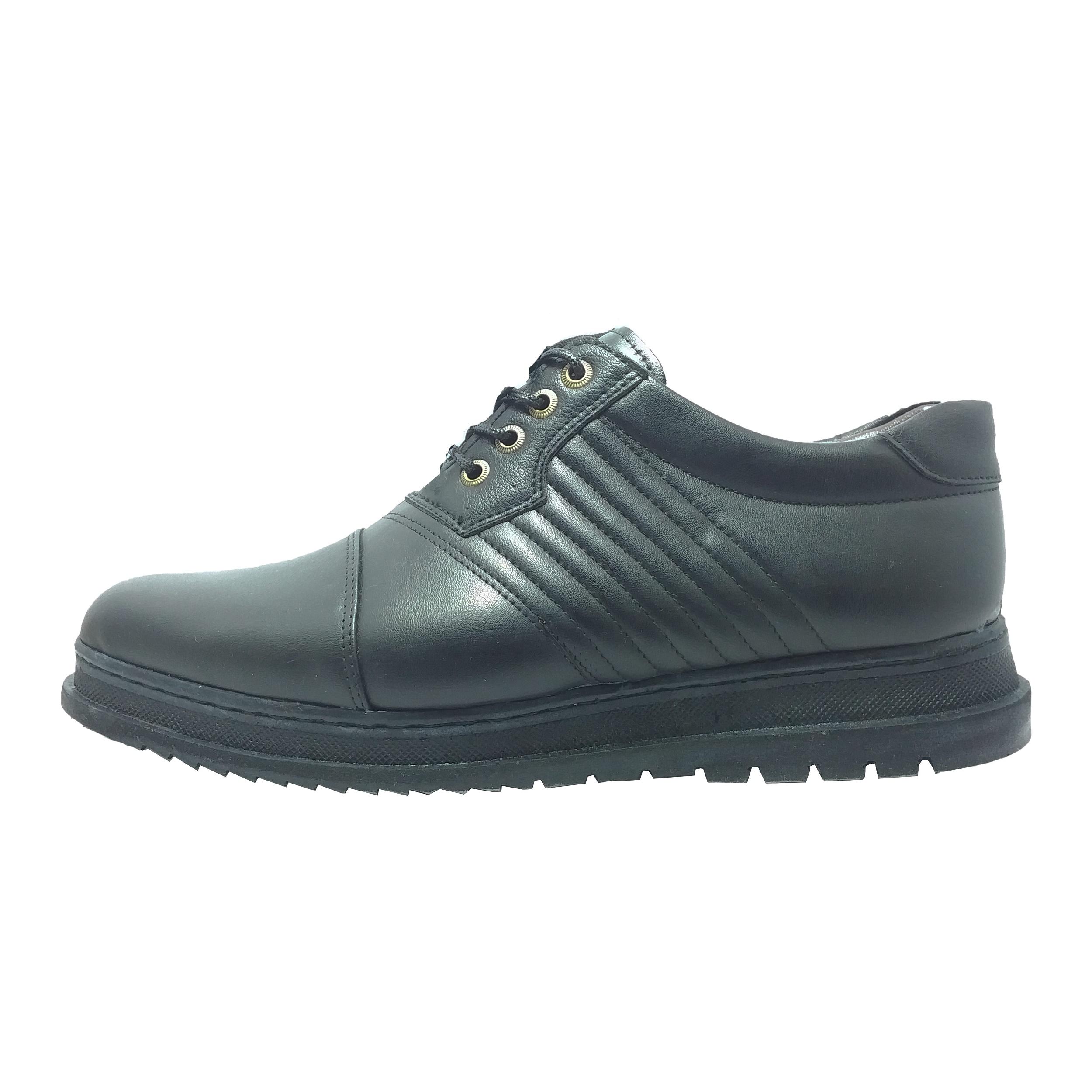 کفش مردانه مدل ورشو کد AHA17-1