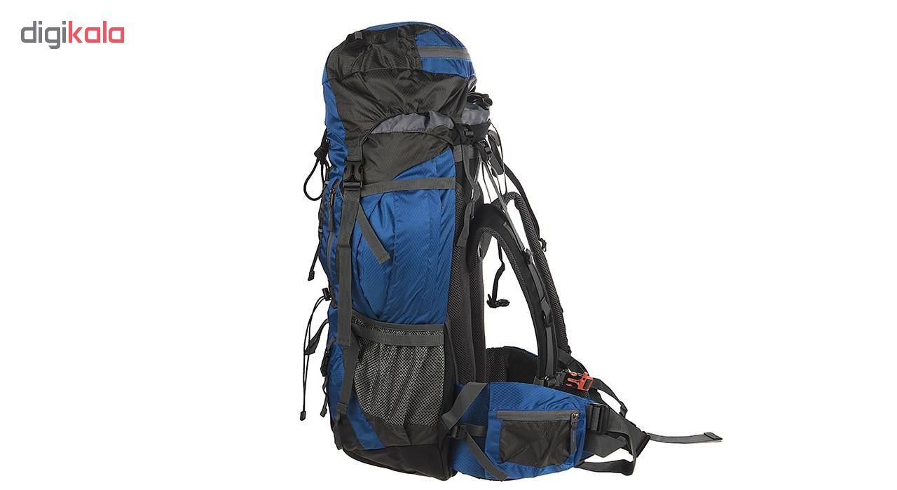 کوله پشتی کوهنوردی 70 لیتری اسنو ویند مدل Adventure