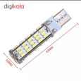 لامپ اس ام دی 68 تایی خودرو مدل A1 بسته 2 عددی thumb 4