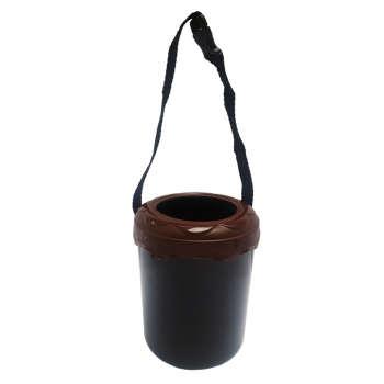 سطل زباله خودرو مدل Mhr رنگ قهوه ای