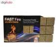 آتشزنه فست فایر مدل p3 بسته 12 عددی thumb 1