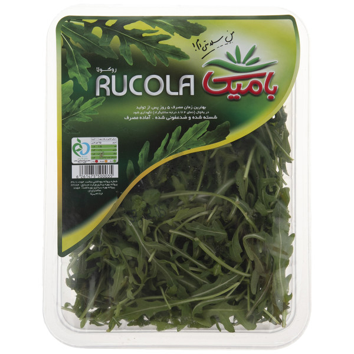 روکولا بامیکا وزن 135 گرم