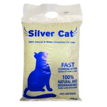 خاک گربه سیلور کت مدل 8555 وزن 7 کیلوگرم