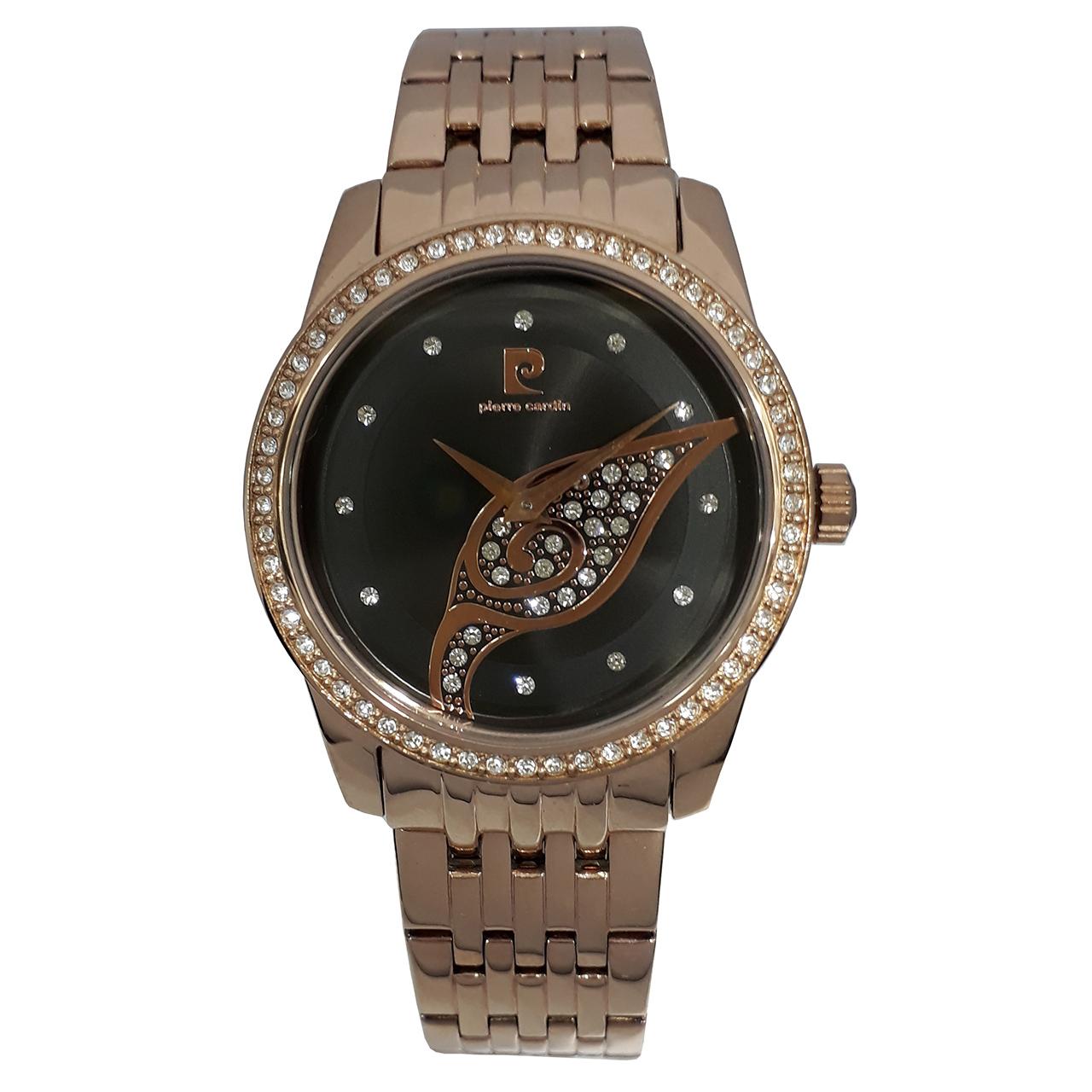 ساعت مچی عقربه ای زنانه پیر کاردین مدل PC106172F23
