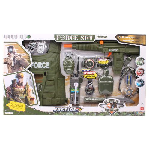 تفنگ اسباب بازی جاستیک مدل 7061