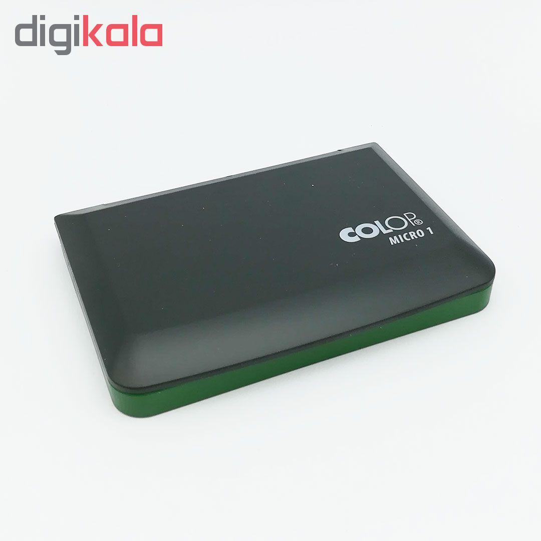 استامپ کلوپ طرح Micro 01 کد 109643